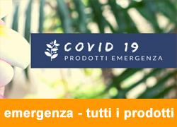 tutti i prodotti emergenza covid 19
